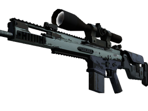 SCAR-20 | Storm (Field-Tested)