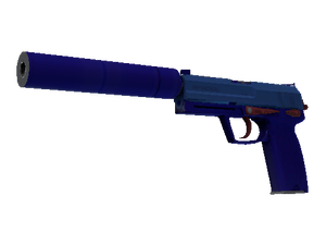 USP-S | Royal Blue (Minimal Wear)