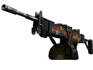 StatTrak™ Negev | Bratatat (Field-Tested)