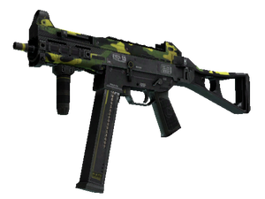 StatTrak™ UMP-45 | Riot (Field-Tested)