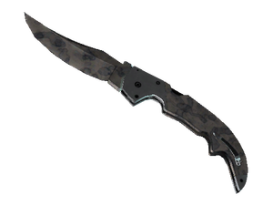 ★ Falchion Knife | Stained (Well-Worn)