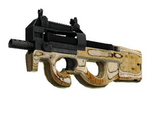 P90 | Shapewood (Field-Tested)
