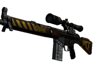 G3SG1 | Scavenger (Battle-Scarred)