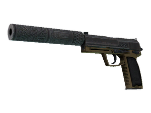 USP-S | Lead Conduit (Well-Worn)