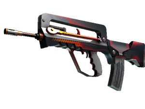 FAMAS | Valence (Field-Tested)