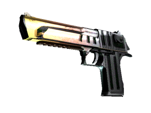 Desert Eagle | Light Rail (Well-Worn)