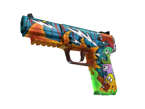 Five-SeveN   Angry Mob (Factory New)