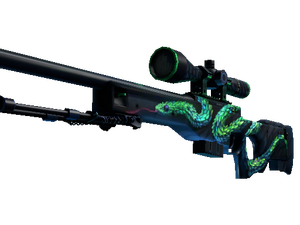 StatTrak™ AWP | Atheris (Factory New)