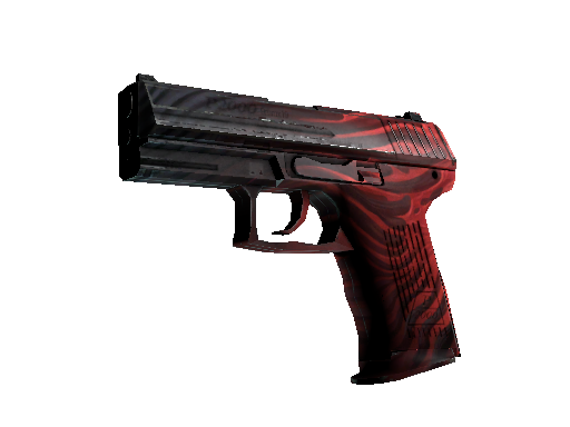 StatTrak™ P2000 | Obsidian (Field-Tested)