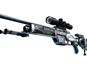 SSG 08 | Ghost Crusader (Well-Worn)
