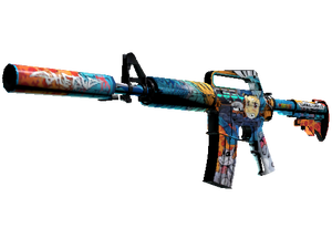 M4A1-S | Player Two (Field-Tested)