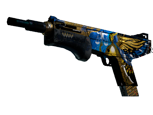 StatTrak™ MAG-7   Justice (Field-Tested)
