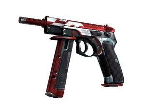 CZ75-Auto | Red Astor (Factory New)