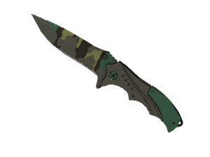 ★ Nomad Knife | Boreal Forest (Factory New)