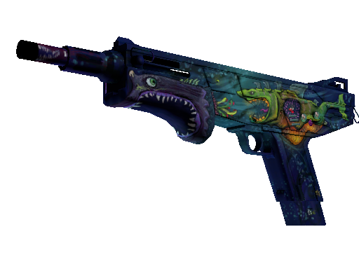 MAG-7 | Monster Call (Well-Worn)