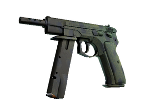 CZ75-Auto | Jungle Dashed (Factory New)