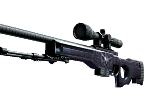 StatTrak™ AWP | Exoskeleton (Factory New)