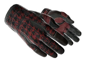 ★ Sport Gloves | Scarlet Shamagh (Field-Tested)