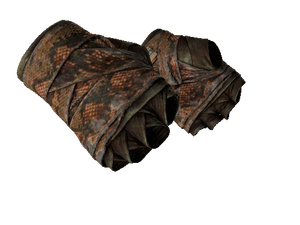 ★ Hand Wraps   Constrictor (Battle-Scarred)