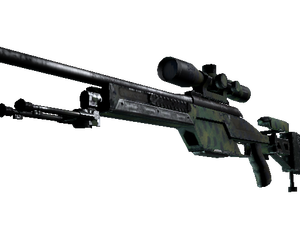 SSG 08   Jungle Dashed (Field-Tested)