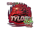 Sticker | TYLOO (Holo) | 2020 RMR