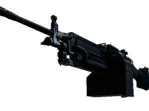 M249   O.S.I.P.R. (Battle-Scarred)
