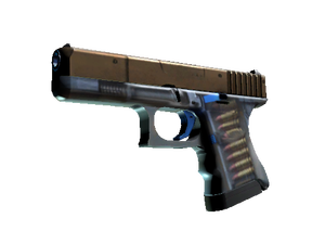 Glock-18 | Clear Polymer (Field-Tested)