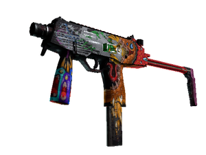 MP9 | Food Chain (Battle-Scarred)