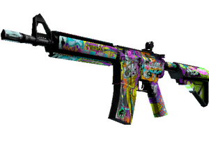 M4A4 | In Living Color (Field-Tested)