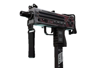 MAC-10   Button Masher (Field-Tested)