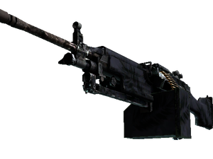 M249   Midnight Palm (Field-Tested)