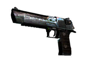 Desert Eagle | Directive (Battle-Scarred)