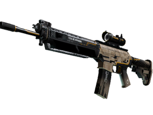 SG 553   Triarch (Field-Tested)