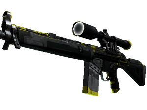 G3SG1 | Stinger (Battle-Scarred)
