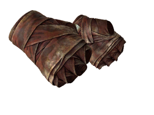 ★ Hand Wraps   Slaughter (Battle-Scarred)