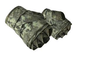 ★ Hand Wraps   Spruce DDPAT (Battle-Scarred)