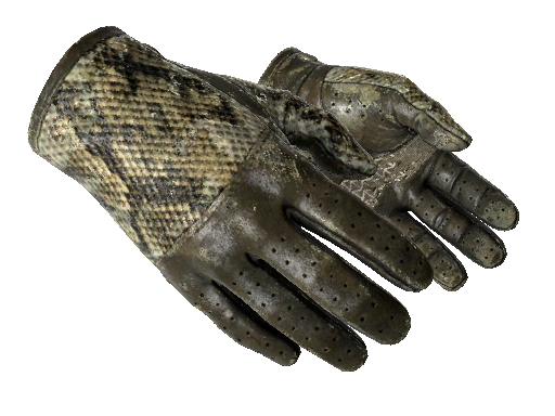 ★ Driver Gloves | Diamondback (Battle-Scarred)