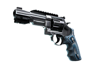 R8 Revolver | Grip (Factory New)