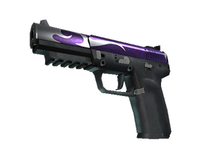StatTrak™ Five-SeveN | Flame Test (Factory New)