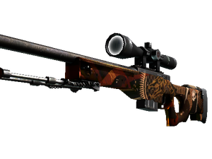 StatTrak™ AWP | Mortis (Battle-Scarred)