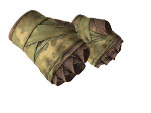 ★ Hand Wraps | Arboreal (Battle-Scarred)