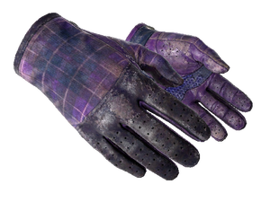 ★ Driver Gloves | Imperial Plaid (Battle-Scarred)