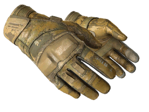 ★ Moto Gloves | Transport (Battle-Scarred)
