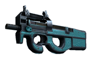 StatTrak™ P90 | Traction (Field-Tested)