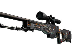 StatTrak™ AWP | PAW (Battle-Scarred)