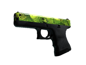 Glock-18 | Nuclear Garden (Field-Tested)