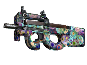 P90   Death by Kitty (Field-Tested)