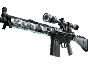 Souvenir G3SG1 | Polar Camo (Field-Tested)