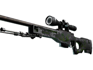 AWP   Pit Viper (Battle-Scarred)