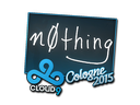 n0thing | Cologne 2015